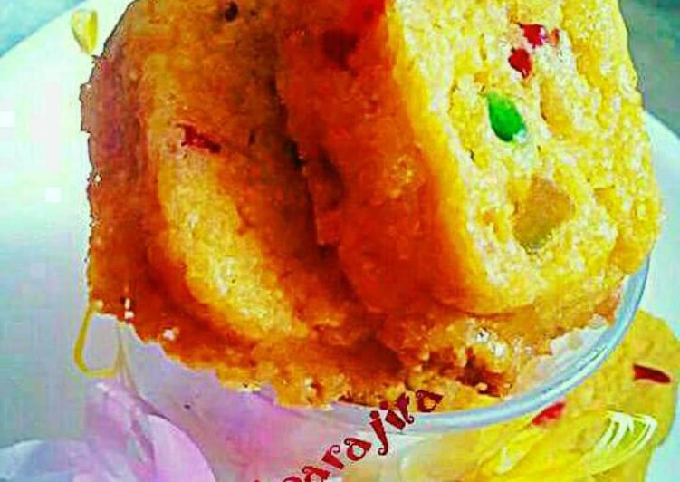 Tutti Frutti Butter Cookies