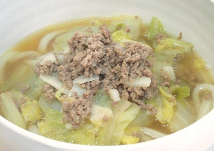 Easy Chinese Cabbage, Garlic and Ground Meat Udon Noodles, Here Are Some Basic Explanations Why Consuming Apples Is Good