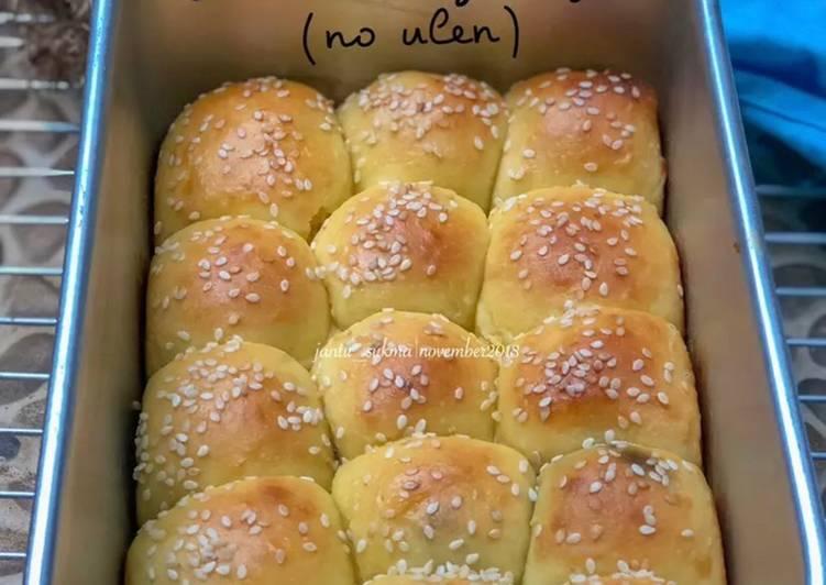 Roti Sobek dengan Yogurt (no Ulen)