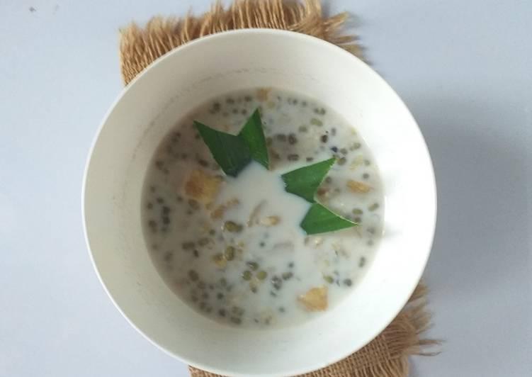 Bubur kacang ijo (5-30-7)