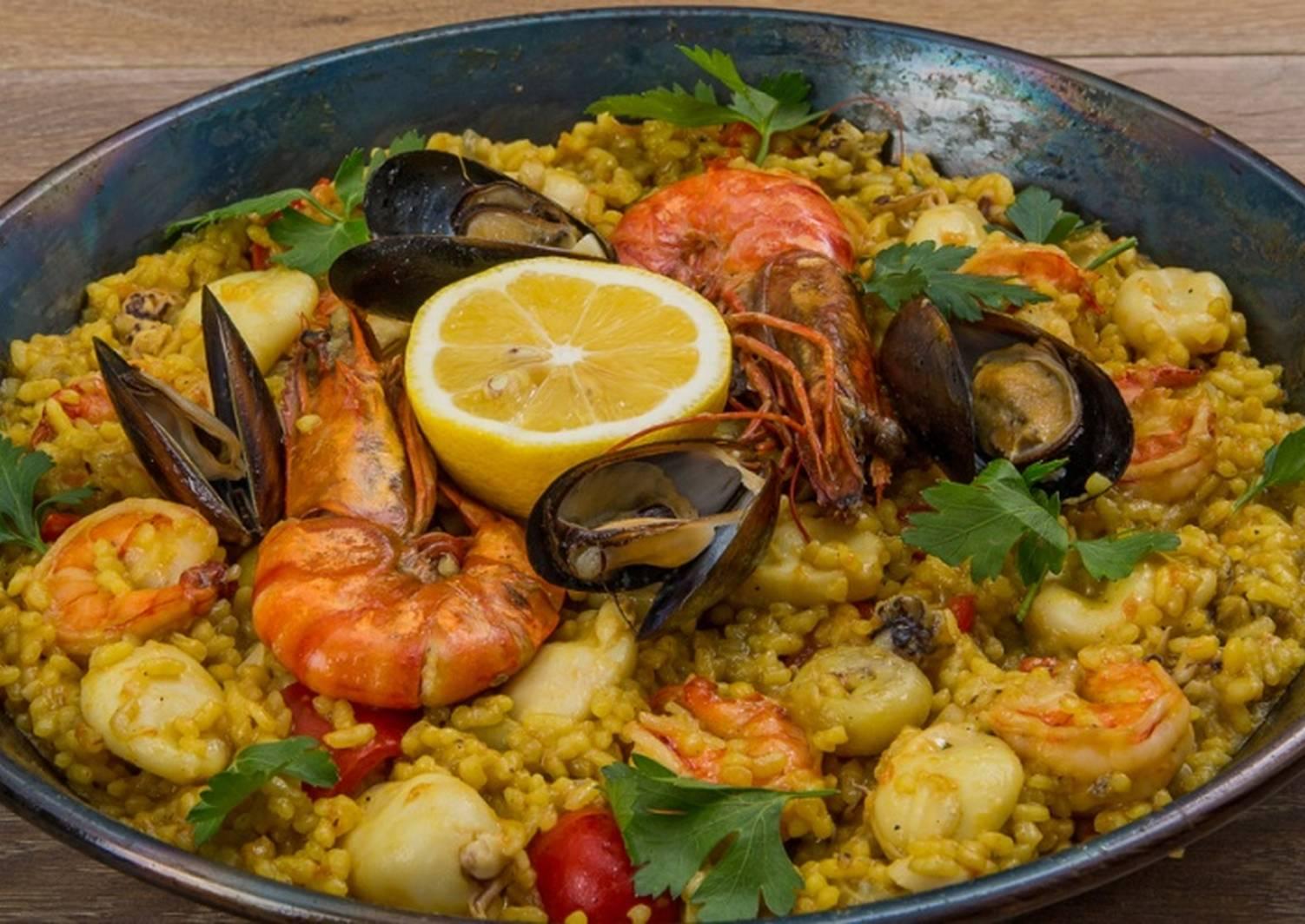 какого испанская кухня рецепты с фото в домашних условиях хвойных