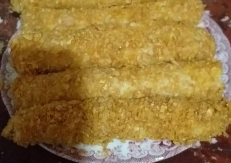 Recipe of Homemade Bread roll
