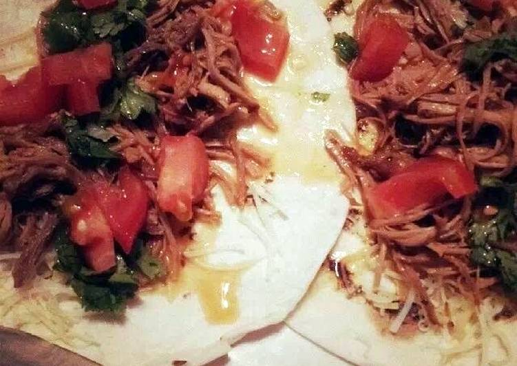Recipe: Perfect Shredded Southwest  Pork Roast for Tacos