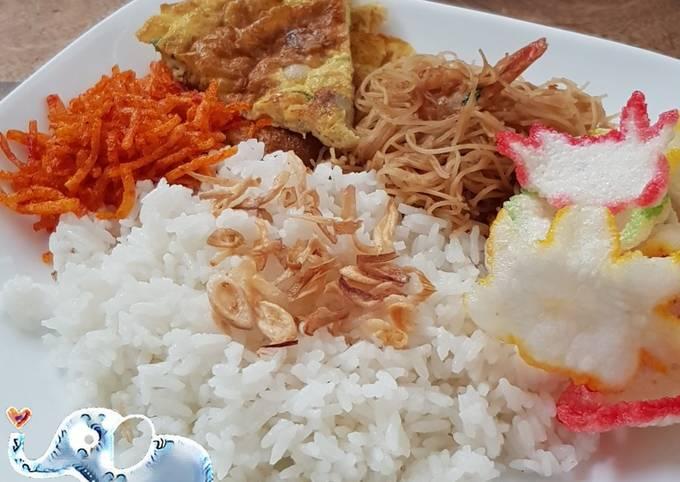 Resepi Nasi Uduk Yang Sederhana Www Resepiku Buzz