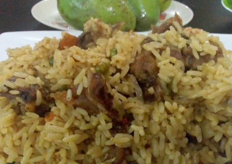 Jellof Rice 2