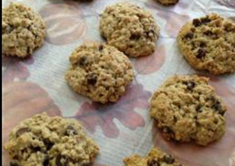 Cookies chocolate chips