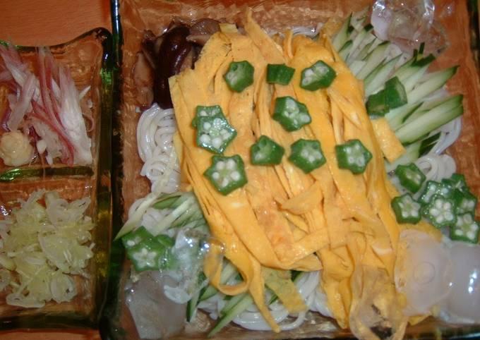Qixi Festival Themed Somen Noodles