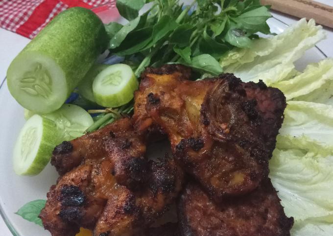Ayam Goreng Bacem