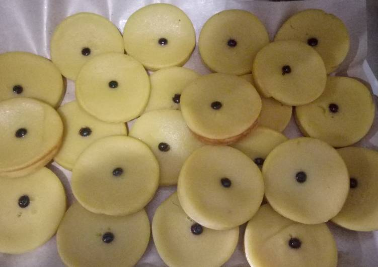 Kue lumpur kentang lembut - cookandrecipe.com