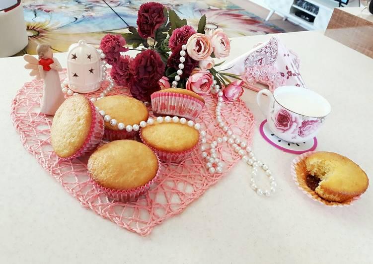 """Cake Yazdi, Iranian cupcake"""