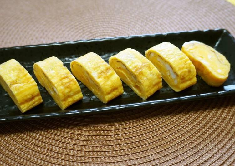 Simple Way to Make Award-winning Sweet Tamagoyaki