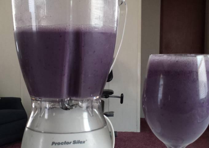 Ma G's Purple Passion