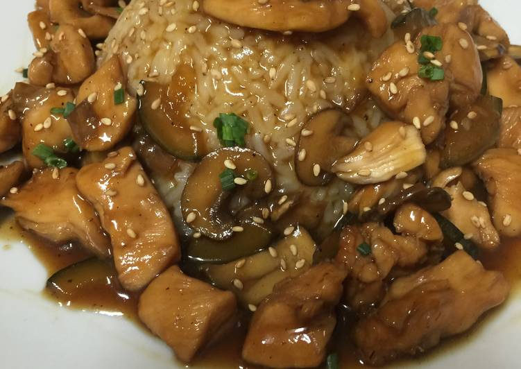 Easiest Way to Make Perfect Bourbon Chicken