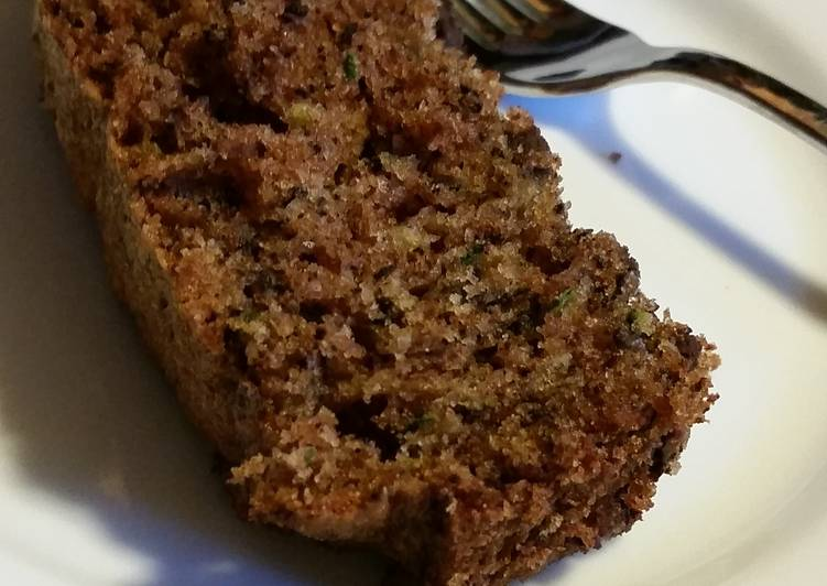 How to Cook Perfect Chocolate zucchini bread