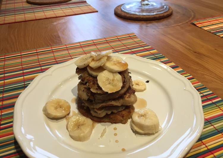 Simple Way to Make Ultimate Banapple Gluten/Dairy Free Pancakes