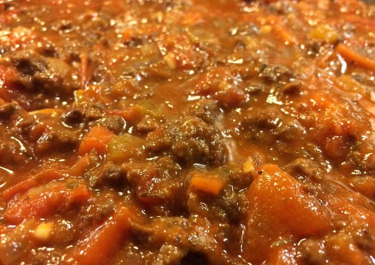 Step-by-Step Guide to Make Any-night-of-the-week Perfect Bolognese