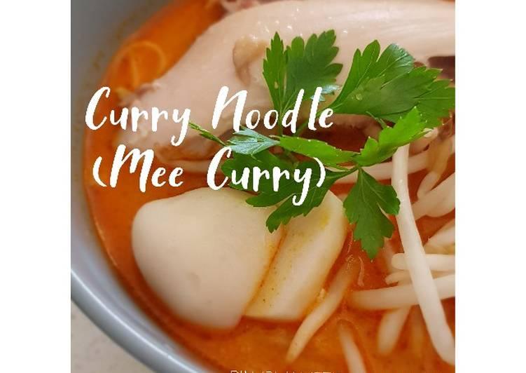 Curry Noodle (Mee kari)