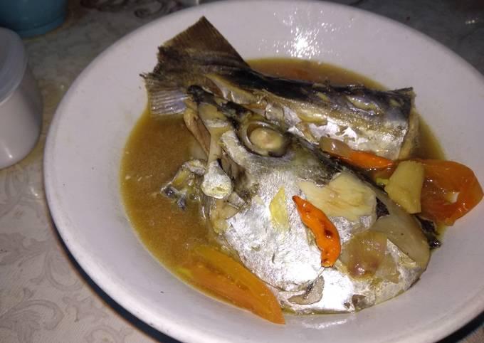 Pindang Kepala & Ekor Ikan Tenggiri