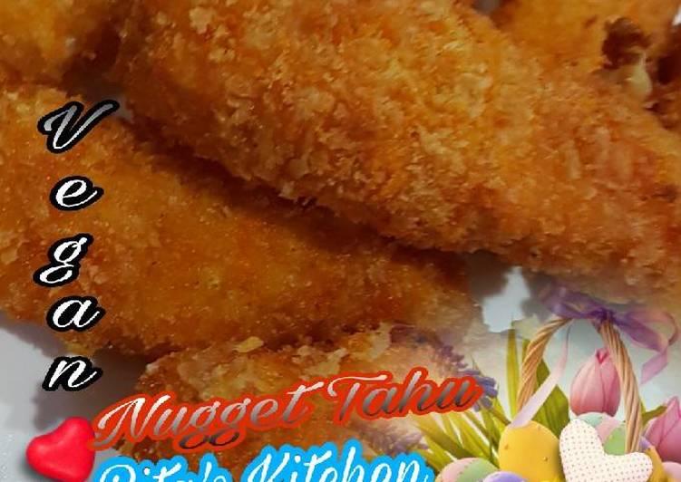 Vegetarian Nuggets Tahu