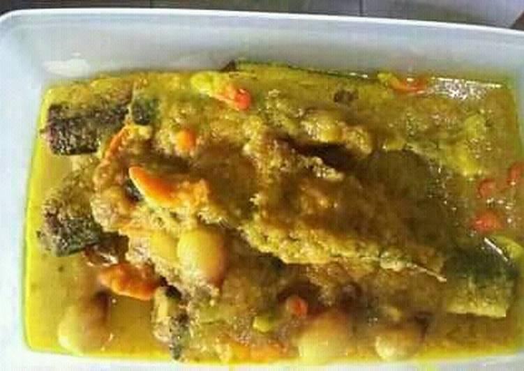 Ikan pesmol ala keluarga rabis soedarwo
