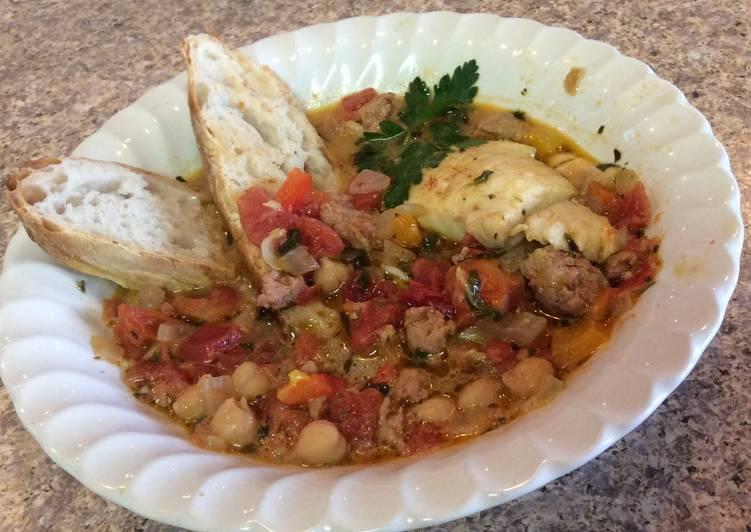 Jill's Fish Stew