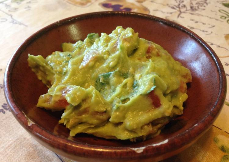 Step-by-Step Guide to Make Quick Easy Guacamole