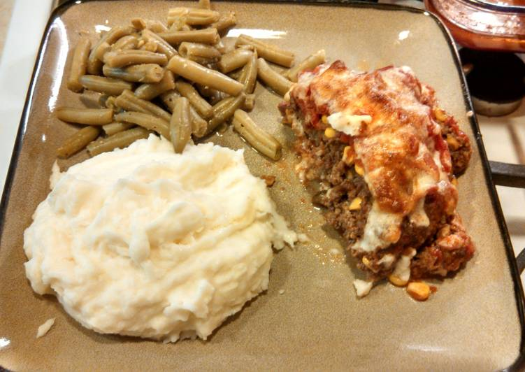 Grandmother's Dinner Ideas Royal My Mexican Meatloaf