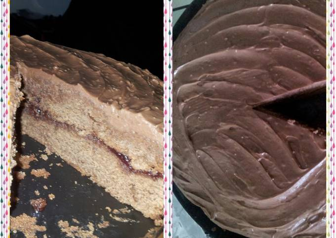 Recipe of Ultimate Worlds most AWESOME Chocolate cake