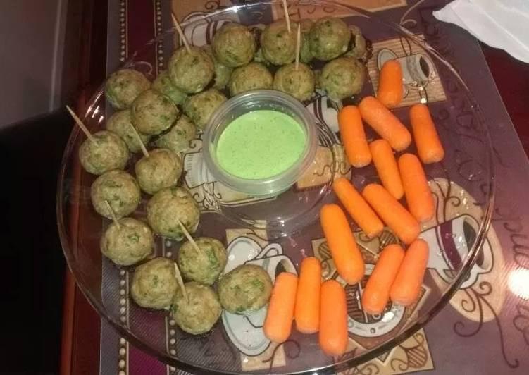 Easiest Way to Make Recipe of Southwest Turkey Meatballs