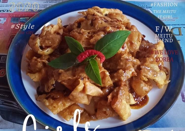 Resep Batagor (ayam), Bikin Ngiler
