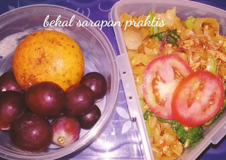 Resep Bekal sarapan praktis buat suami ter♡ Paling Top