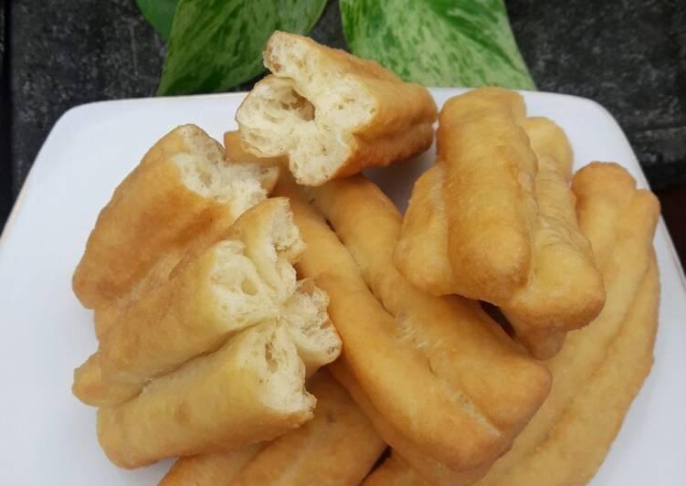 Cakwe Keju