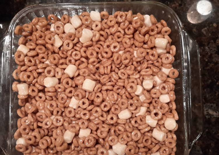 Honey Oats Cereal Bar