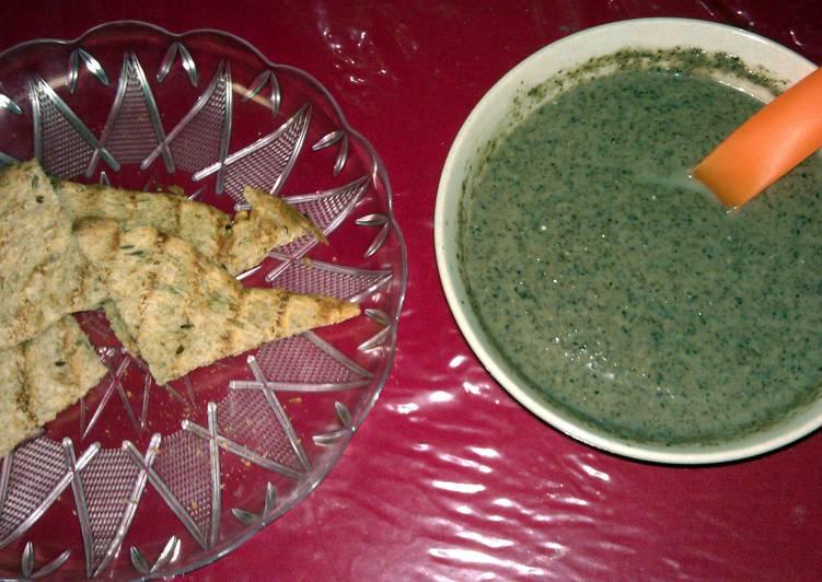 How to Prepare Perfect carla's super mushroom soup