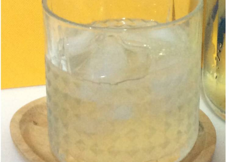 Easy Homemade TIP : Make Tap Water into Drinking Water Recipe