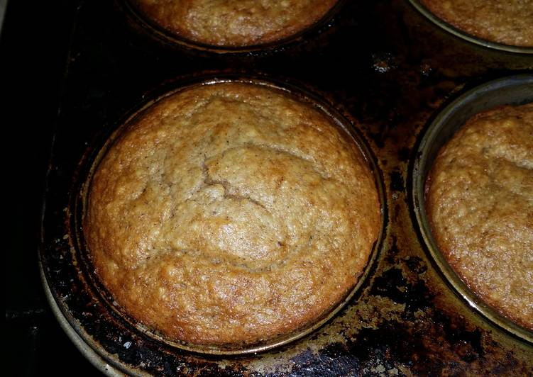 Step-by-Step Guide to Prepare Perfect Paleo whole30 – grain free banana muffins