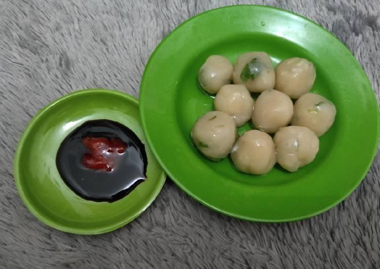Cilok Mantap Ricecooker