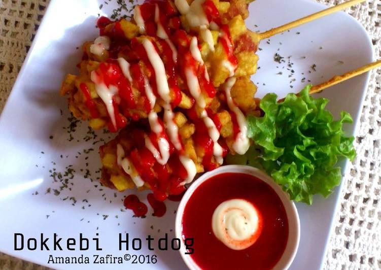 Dokkebi Hotdog