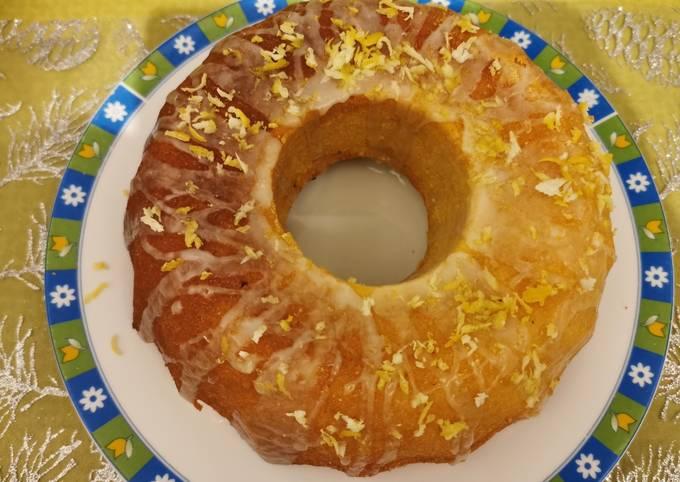 Der einfachste Weg Um Gordon Ramsay Zitronen-Joghurt-Kuchen zu machen