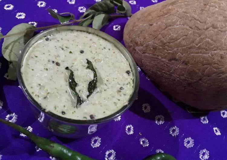 Coconut Chutney for Idli dosa