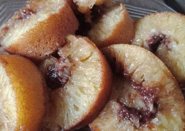 Martabak manis teflon (kue bandung)