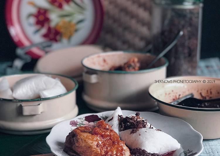 Kuah Kacang Dengan Ayam Istimewa #phopbylinimohd