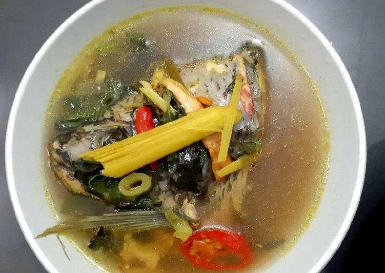 Sup Ikan Segar Aroma
