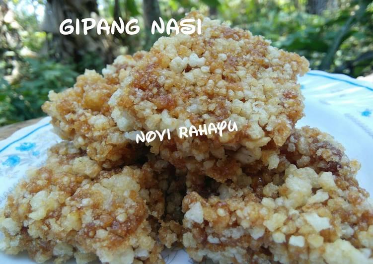 Gipang nasi