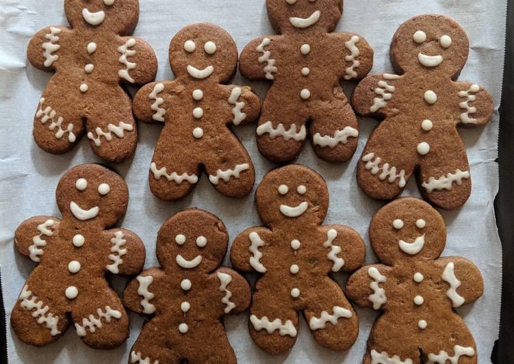 Recipe of Super Quick Homemade Gingersnap Cookies