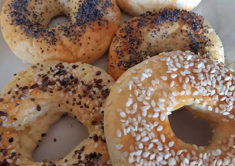Bagels sin gluten Receta de Veronica Vera- Cookpad