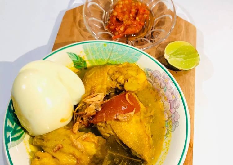 43🍒 Gulai ayam 🍗 fiber creme 🤫 ricecooker