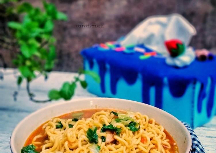 Resep: Appetizing Mie Aceh Kuah (pr anekamiekuah)