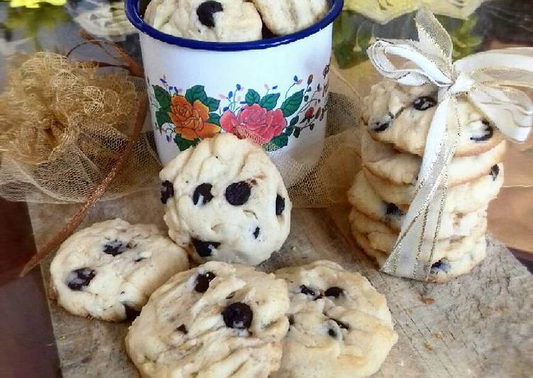 Chochocips vanila cookies