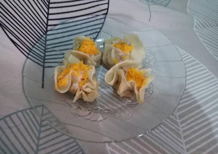 Syomay Ayam Eggless